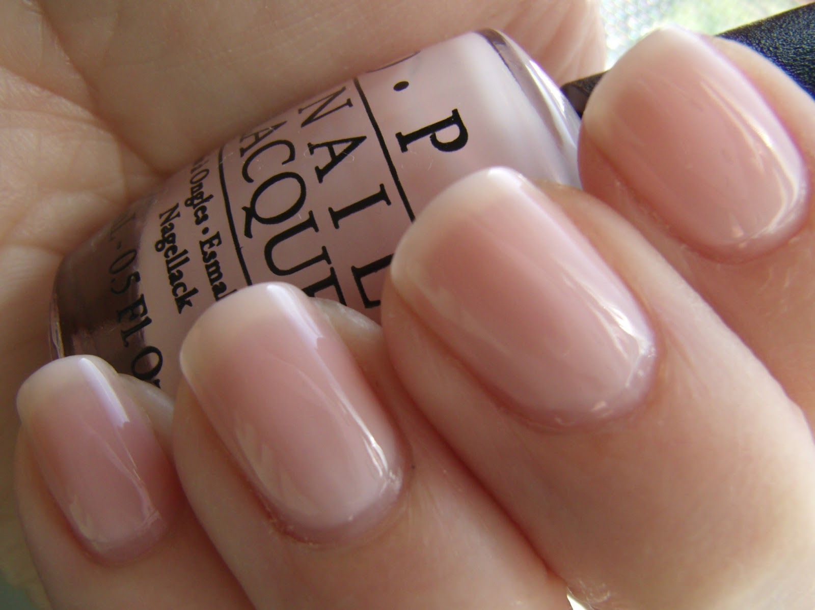Obsessive Cosmetic Hoarders Unite!: OPI NYC Ballet Soft Shades Nail ...