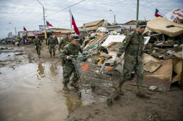 los muerto por el terremoto de chile aumentan