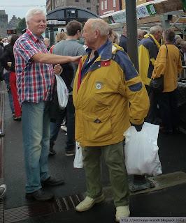 веселые европейские пенсионеры