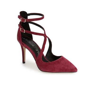 Sole Society Red Heels