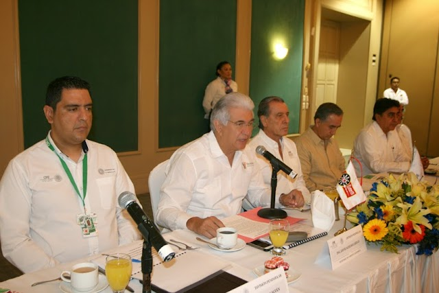 Celebran XXIX Consejo Consultivo de la CFE