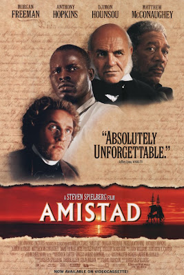 Watch Amistad 1997 BRRip Hollywood Movie Online | Amistad 1997 Hollywood Movie Poster