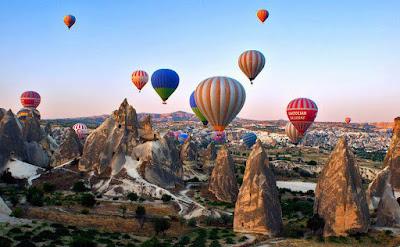 3 Daftar Tempat Wisata Terkenal Di Dunia