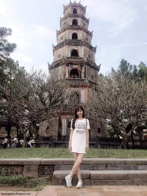 Thí sinh dự thi Nữ Hoàng Cổ Động Nguyễn Thị Kim Yến 2