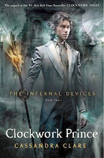 bookcover of Clockwork Prince by Cassandra Clare