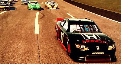 #13 Honda Accord NASCAR