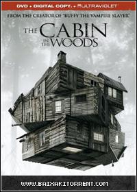 Baixar Filme O Segredo da Cabana 2013 - BluRay - Torrent