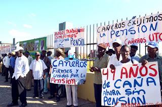 Milagros Ortiz Bosch sugiere  fórmula para atender reclamo de pensión  de los trabajadores cañeros