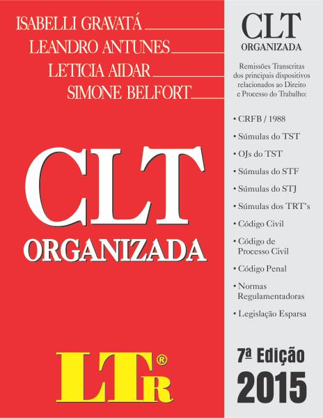 CLT ORGANIZADA 2015