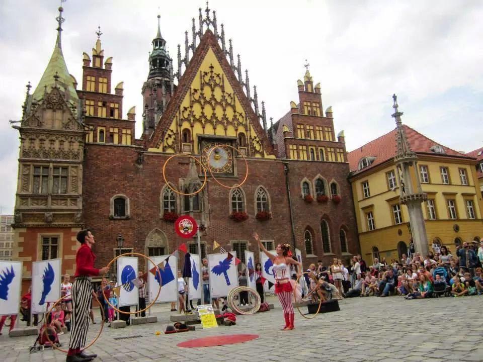 Wroclaw, Polonia, 2014