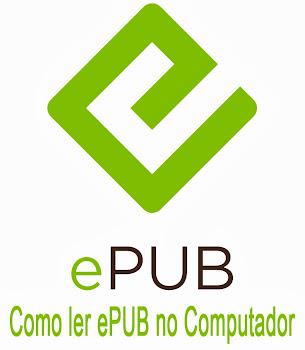 Como ler ePUB no Computador