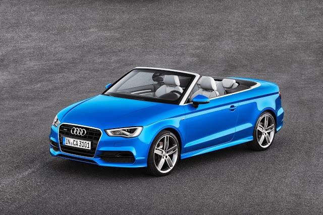 Audi+A3+Cabriolet+7 Lamborghini Huracan LP 610 4: Yep, Its the New Baby Lambo [Video]