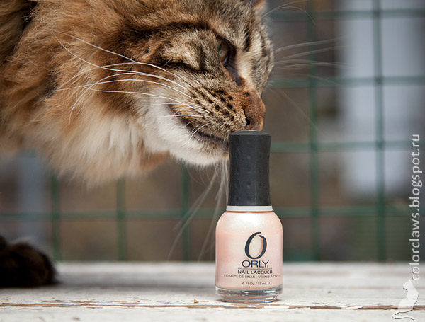 Orly Opal Hope (October)