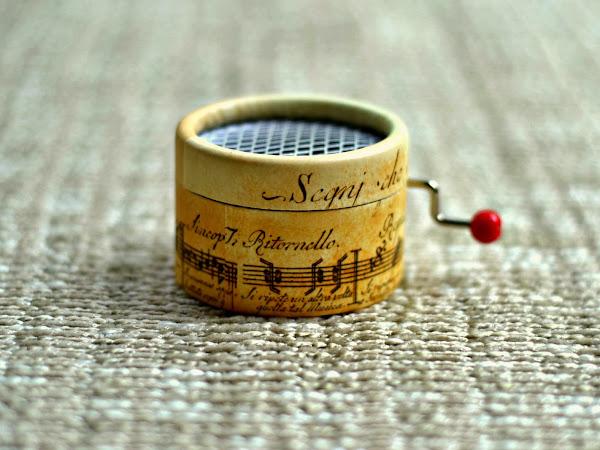 Es de música, cajas de música personalizadas
