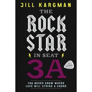 eBook Releases • The Rock Star in Seat 3A by Jill Kargman (.ePUB)(.MOBI)