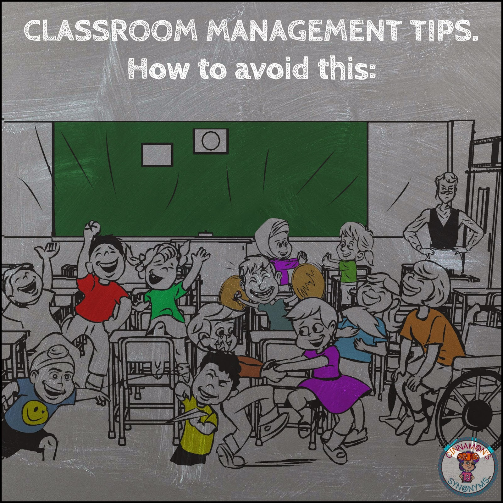 Cinnamon's Synonyms: Classroom Management Tips - photo#27