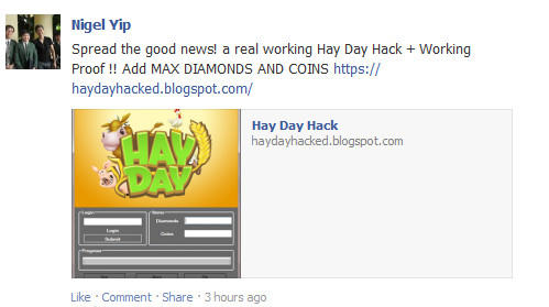 real hay day hack tool, add max diamonds and coins