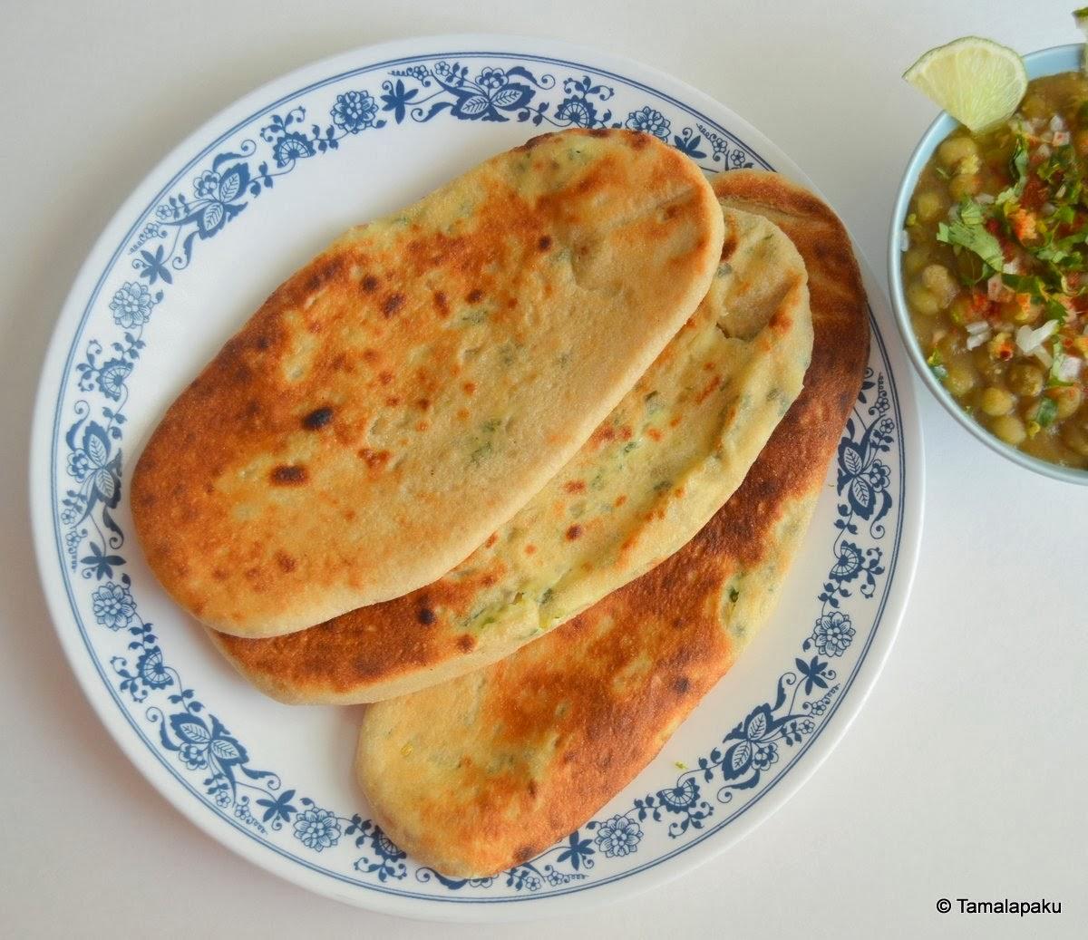 Masala Paneer Naan