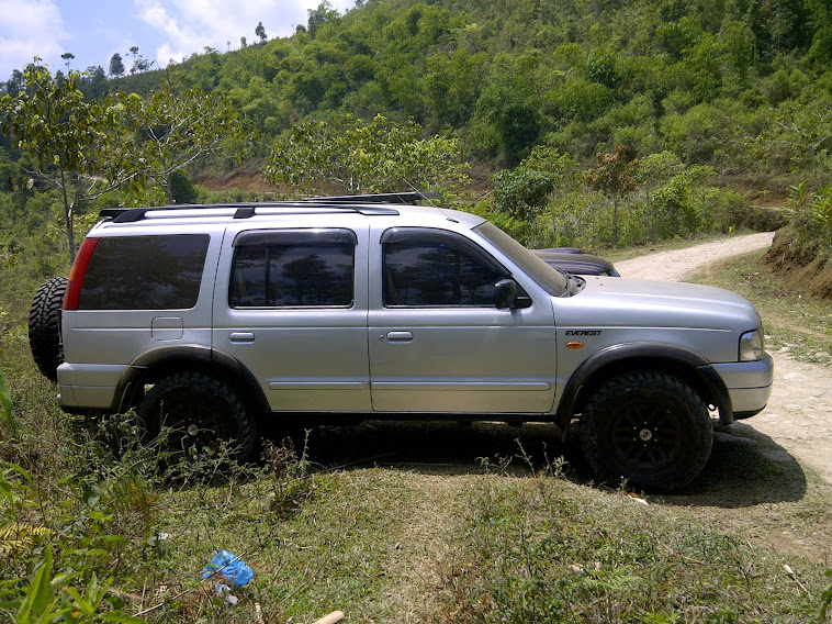 Ford Everest 4x4, 2006