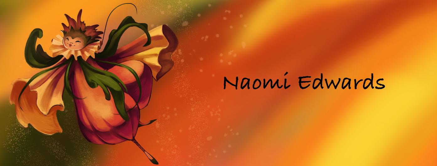 Naomi's Portfolio Blog