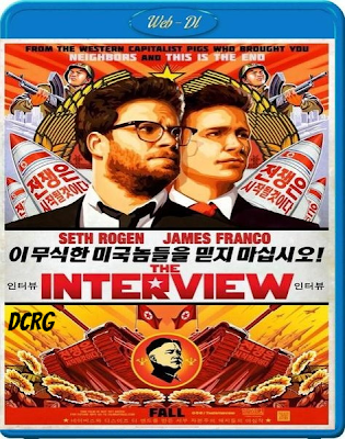The Interview 2014 BluRay 480p 300mb ESub