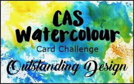 CAS Watercolour Challenge