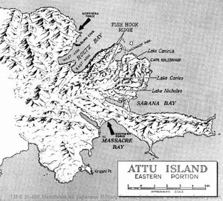 �ล�าร���หารู�ภา�สำหรั� battle of attu