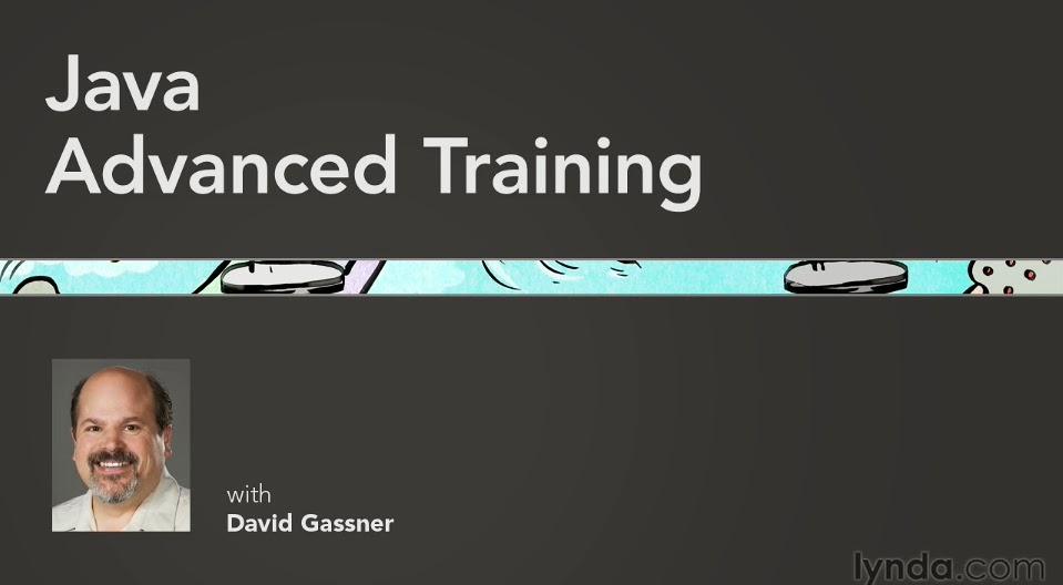 Lynda – Java Advanced Training