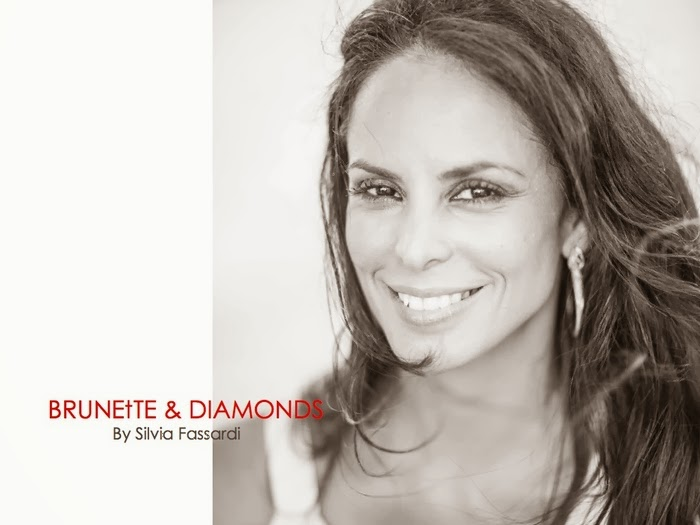 CELEBRITY COLUMNISTS: BRUNEtTE & DIAMONDS!