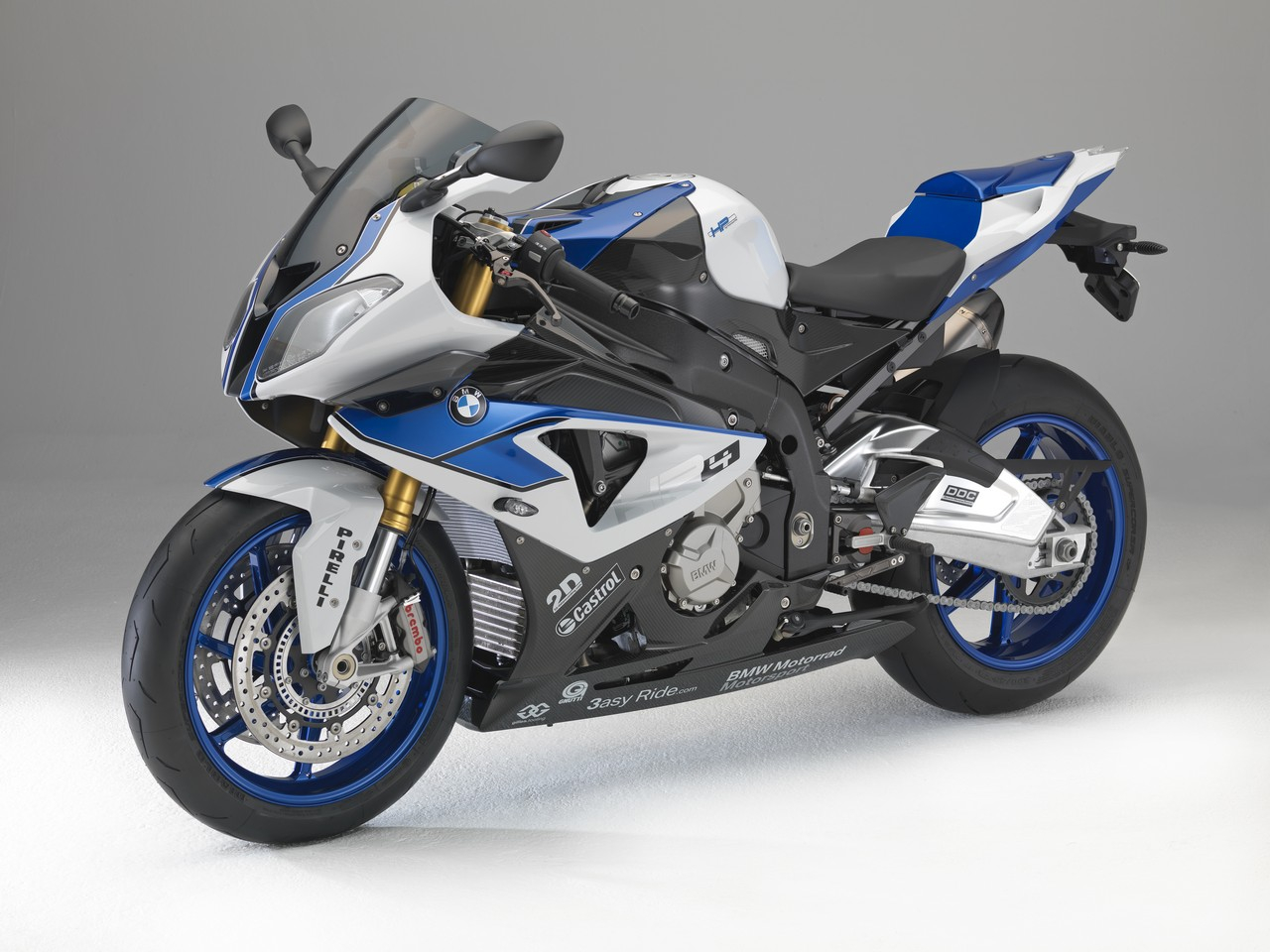 Racing Caf 232 Bmw S 1000 Rr Hp4 2013