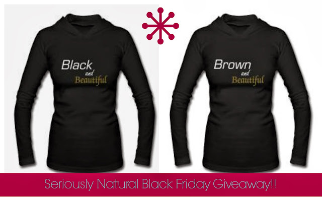 The winner of the Seriously Natural Boutique Black Friday Giveaway!!