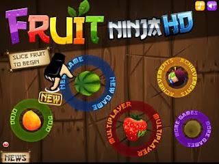 Fruit Ninja 3 - Game chém hoa quả cho điện thoại di động