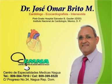 Dr. José Omar Brito M.