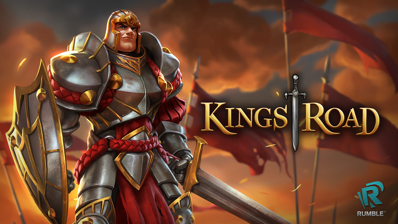KingsRoad Gameplay IOS / Android