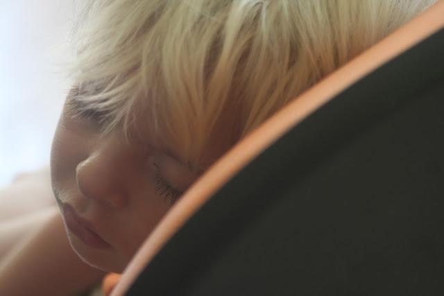 Sleeping Anton.