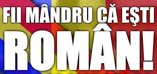 FII MANDRU CA ESTI ROMAN