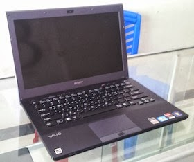 jual laptop sony vaio 2nd