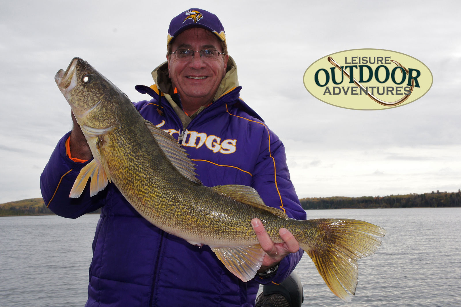 Leisure outdoor adventures 10 9 2011 leech lake fishing for Leech lake fishing report
