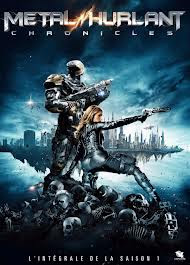 Assistir Metal Hurlant Chronicles Online Dublado e Legendado
