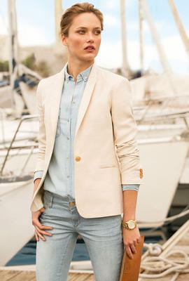 jeans mujer Massimo Dutti verano 2013