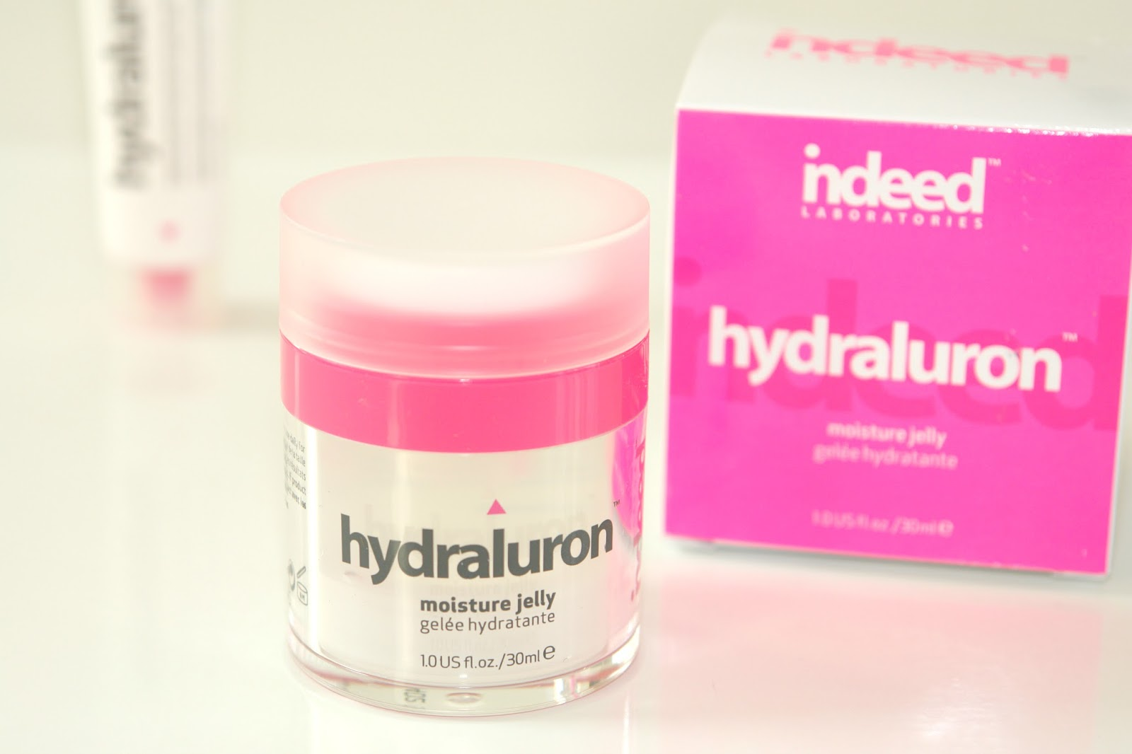 Hydraluron Moisture Jelly review, beauty, Indeed Labs, review, skincare, UK blog, blogger