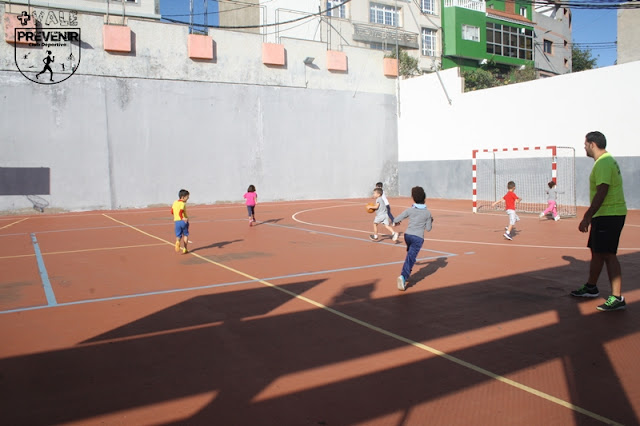 deporte niños