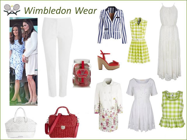 Wimbledon Wear Debenhams