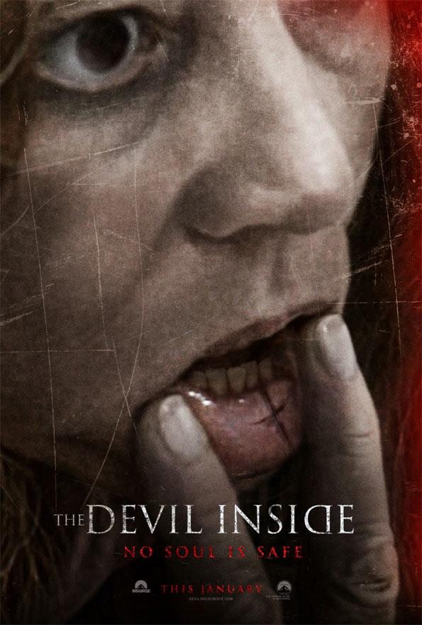 The Devil Inside confirma su liderato en la taquilla de cine