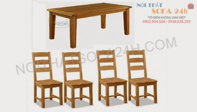 Bàn ghế ăn 016