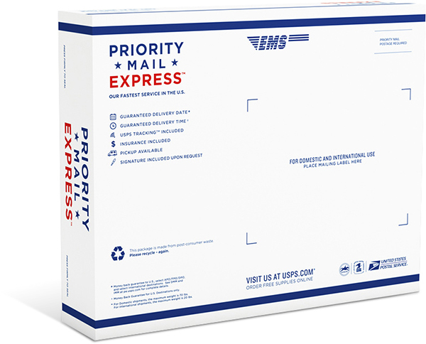USPS Express International Shipping