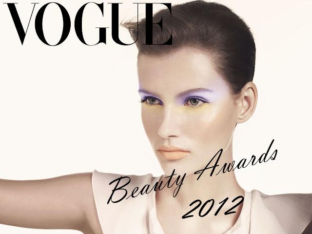 vogue beauty winners 2012