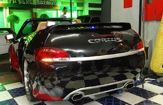 como customizar carros no gta 4