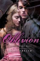oblivion by kelly creagh