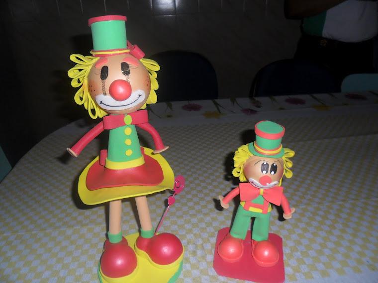 minha versão menina do patatá e o mini patatá(criados por mim)